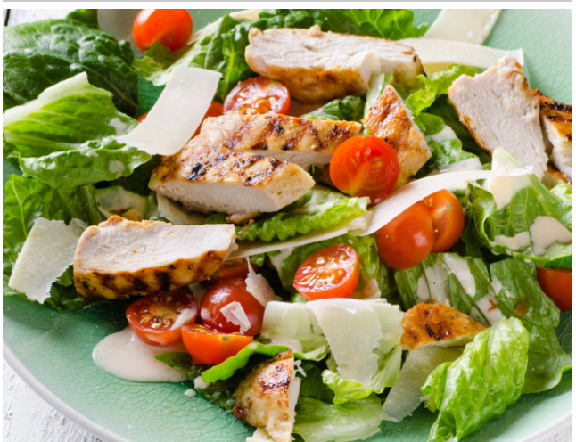 Seniors@work Chicken Salad du Chef