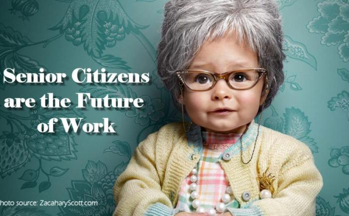 Senior Citizens are the Future of Work